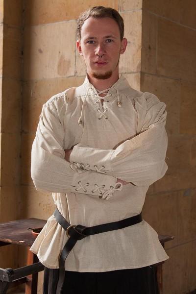 Mittelalter Hemd Lancelot