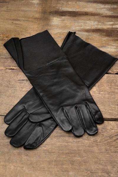 Mittelalter Handschuhe aus Ziegenleder