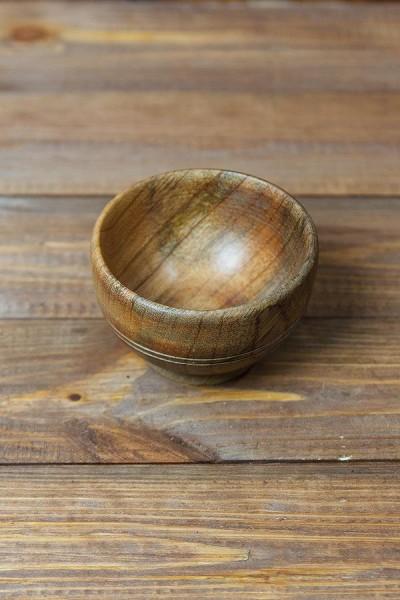 Mittelalter Holzschale - klein