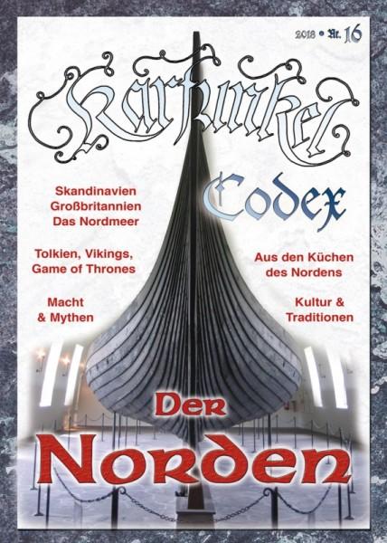 Karfunkel Codex Nr. 16 Der Norden