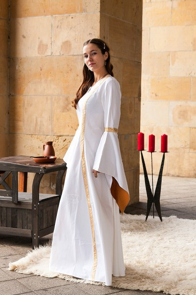 Mittelalter Hochzeitskleid Esther