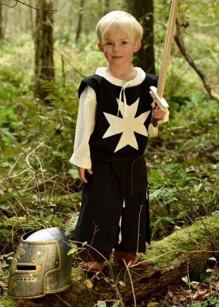 Mittelalter Waffenrock Johanniter für Kinder