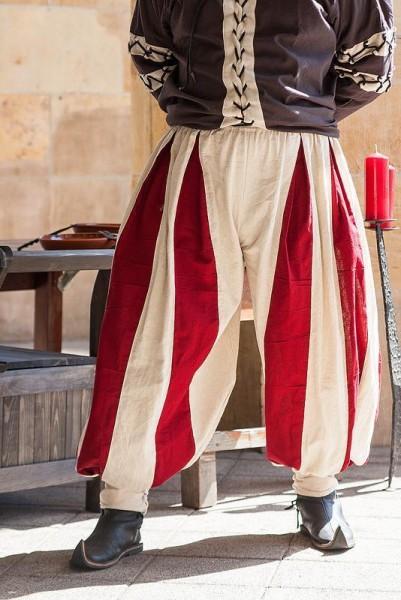 Mittelalter Hose Robert aus Leinen