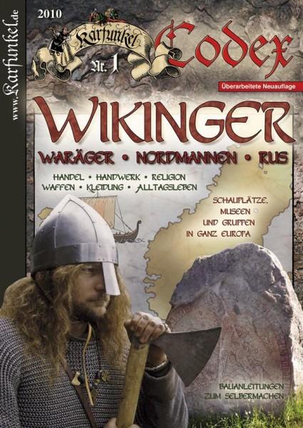 Karfunkel Codex Nr. 1 Die Wikinger Neuauflage!