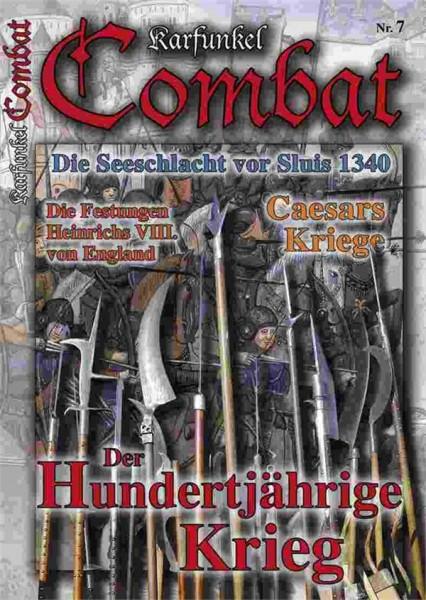 Karfunkel Combat Nr. 7 - Der Hundertjährige Krieg