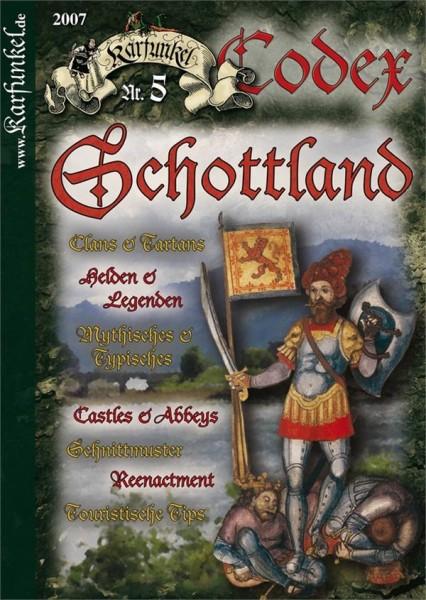 Karfunkel Codex Nr. 5 Schottland