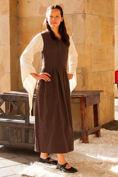 Mittelalter Magdkleid Ursel