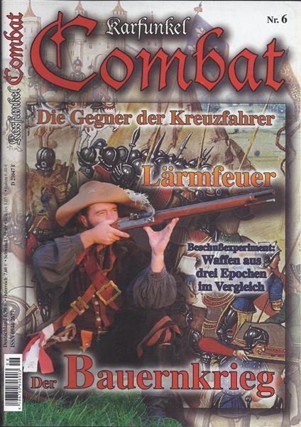 Karfunkel Combat Nr. 6 - Der Bauernkrieg