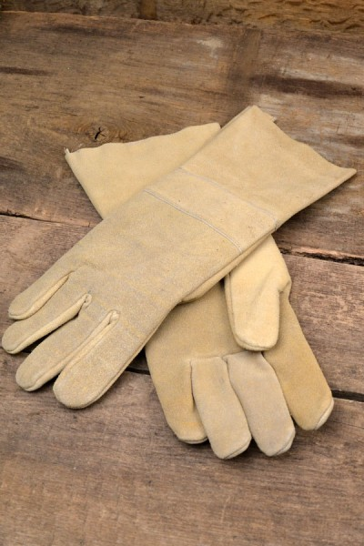 Mittelalter Schutzhandschuhe - Schaukampf