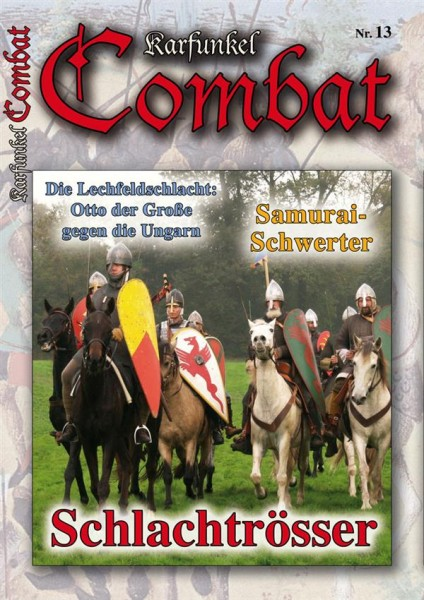 Karfunkel Combat Nr. 13 - Schlachtrösser