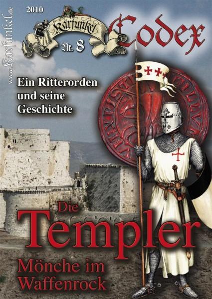 Karfunkel Codex Nr. 8 Die Templer