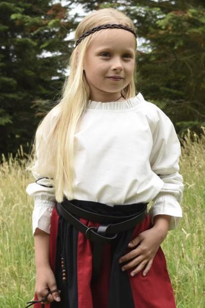 Mittelalter Bluse Hera für Kinder