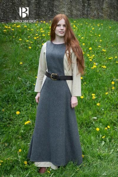Mittelalter Surcot Albrun von Burgschneider
