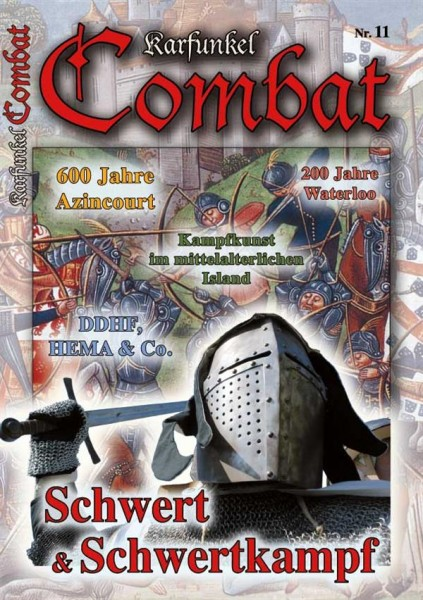 Karfunkel Combat Nr. 11 - Schwert und Schwertkampf im Mittelalter