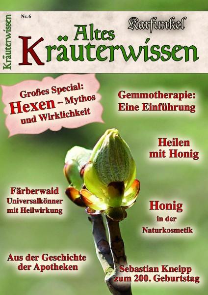 Karfunkel Altes Kräuterwissen Nr. 6