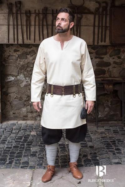 Mittelalter Untertunika Leif von Burgschneider