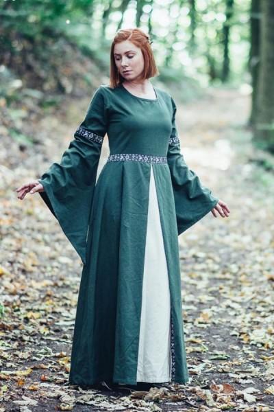 Mittelalter Herbstkleid Aileen