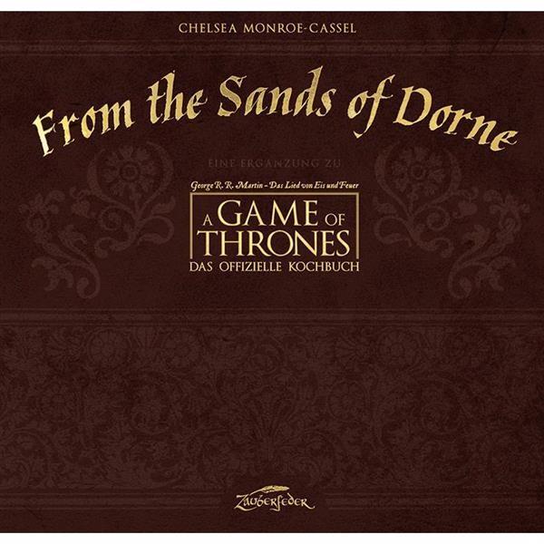 From the Sands of Dorne (deutsch)