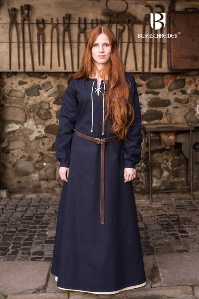 Mittelalter Kleid Cilie von Burgschneider