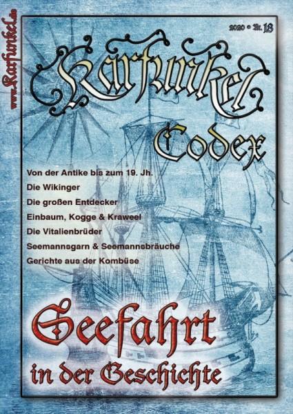 Karfunkel Codex Nr. 18 Seefahrt in der Geschichte