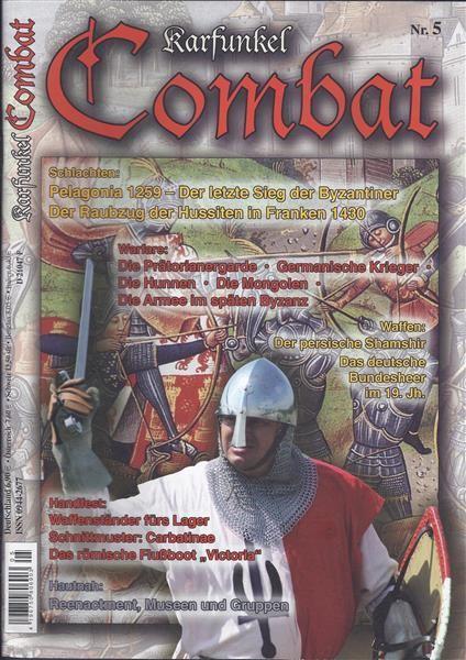 Karfunkel Combat Nr. 5 - Hunnen, Mongolen & Byzanz