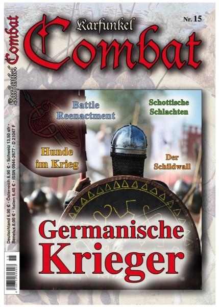 Karfunkel Combat Nr. 15 - Germanische Krieger