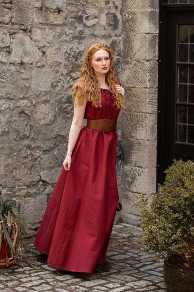 Mittelalter Sommerkleid Soleil ärmellos