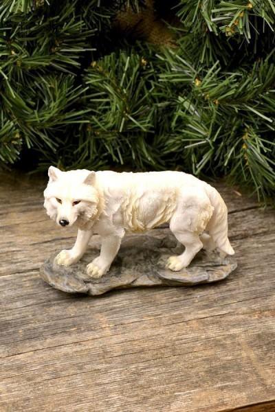 Wolf auf der Jagd - Wächter des Nordens