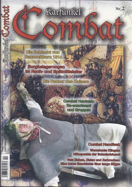 Karfunkel Combat Nr. 2 - Belagerung & Schmiedekunst