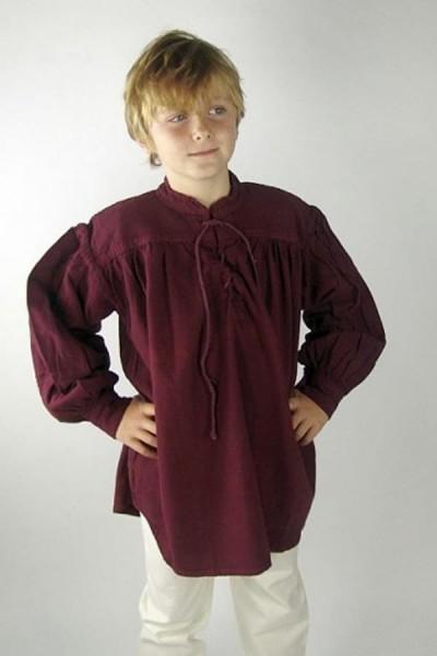 Mittelalter Kinderhemd Constantin für Kinder