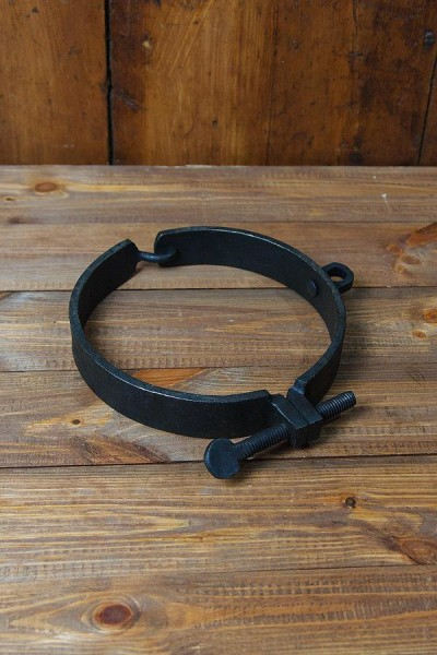 Mittelalter Halsschelle - handgeschmiedet