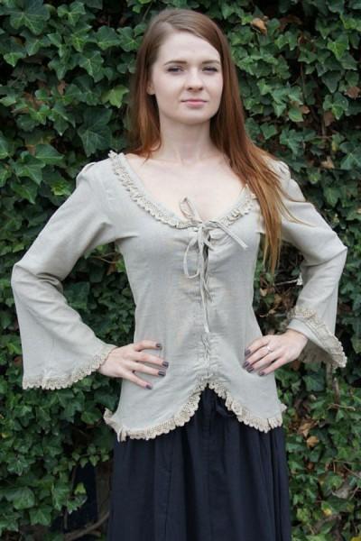 Mittelalter Bluse Jasmin