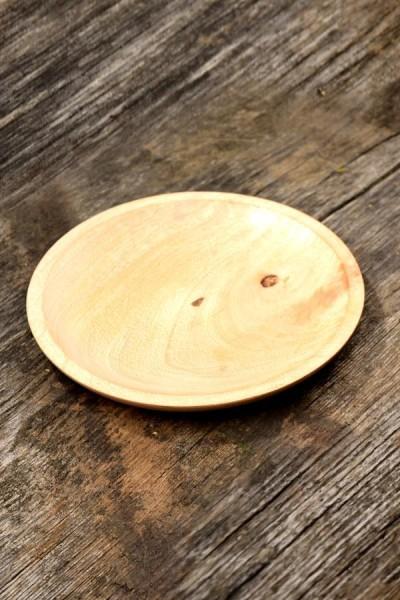 Mittelalter Teller aus Holz