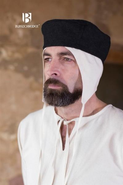 Mittelalter Kappe Hugo von Burgschneider