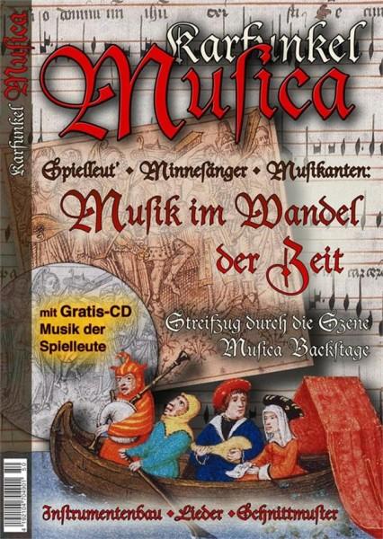 Karfunkel Musica mit CD