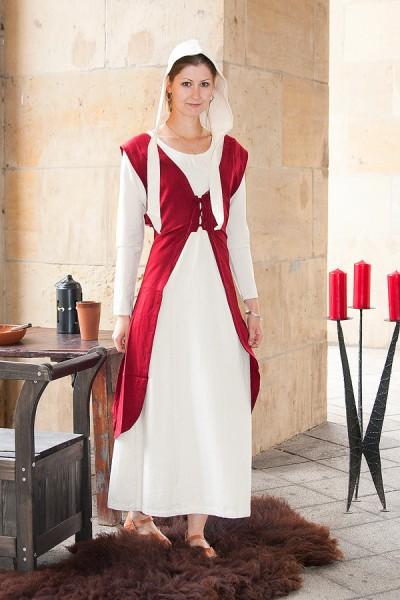 Mittelalter Überkleid Agnes
