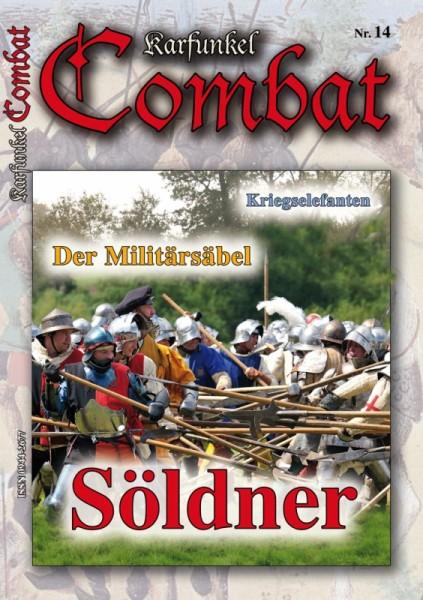 Karfunkel Combat Nr. 14 - Söldner