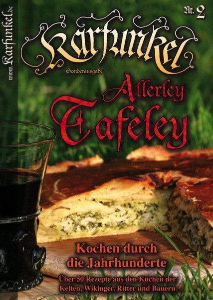 Karfunkel Allerley Tafeley Nr. 2 Römer und Ritter Rezepte