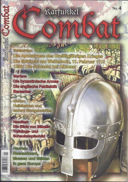 Karfunkel Combat Nr. 4 - Skythen, Berserker & der 30 jährige Krieg