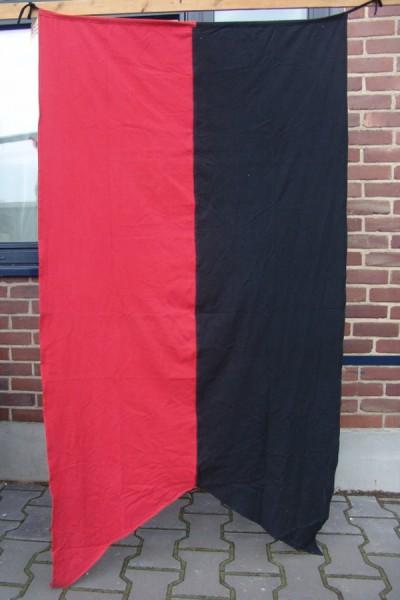 Mittelalter Fahne 2-geteilt