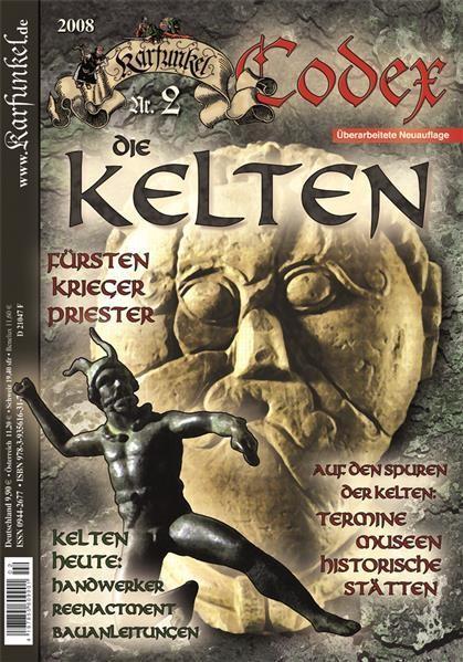 Karfunkel Codex Nr. 2 Kelten Neuauflage!