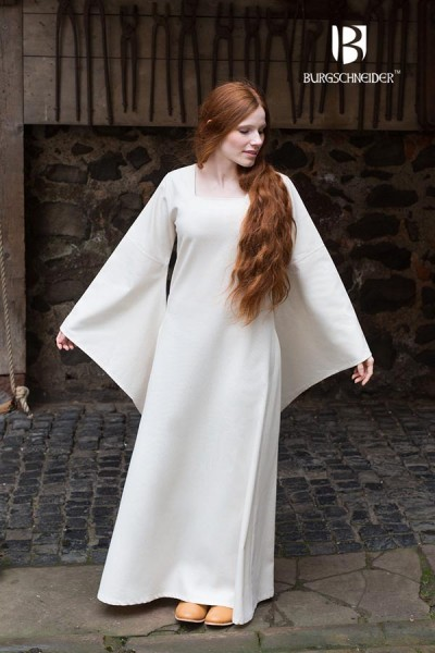 Mittelalter Unterkleid Klara von Burgschneider