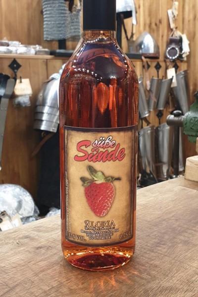 Erdbeer Met - Süsse Sünde