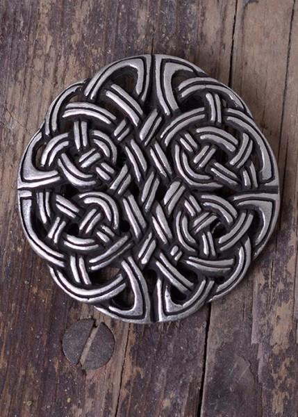 Gürtelschnalle keltischer Knoten