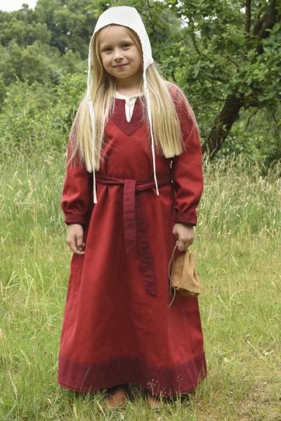 Wikingerkleid Ragnhild für Kinder