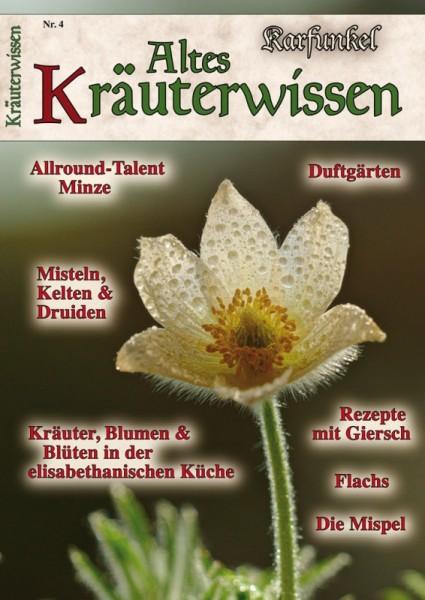 Karfunkel Altes Kräuterwissen Nr. 4
