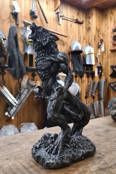 Werwolf Figur - Heulender Lykaner