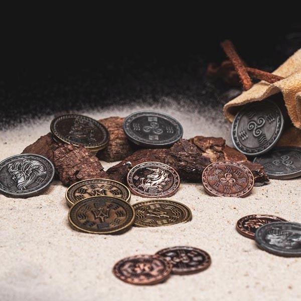 LARP Münzen Set Wasser