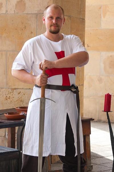 Mittelalter Tunika Ritter