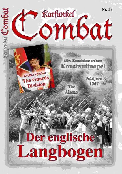 Karfunkel Combat Nr. 17 - Der englische Langbogen